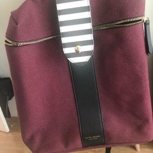 2 in 1 Henri Bendel cross body/ backpack NWOT